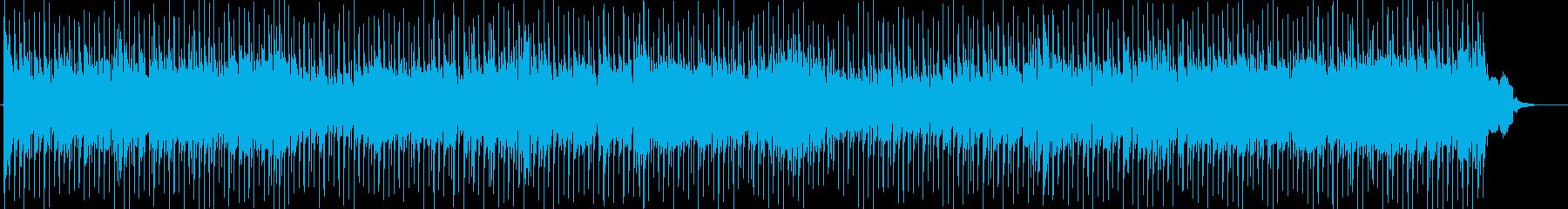冬のアイドルポップ キラキラ爽やか切ないの再生済みの波形