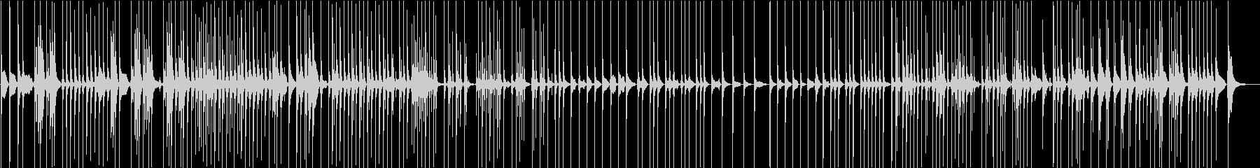 三味線165花見踊5合方元禄酒飲み会宴会の未再生の波形