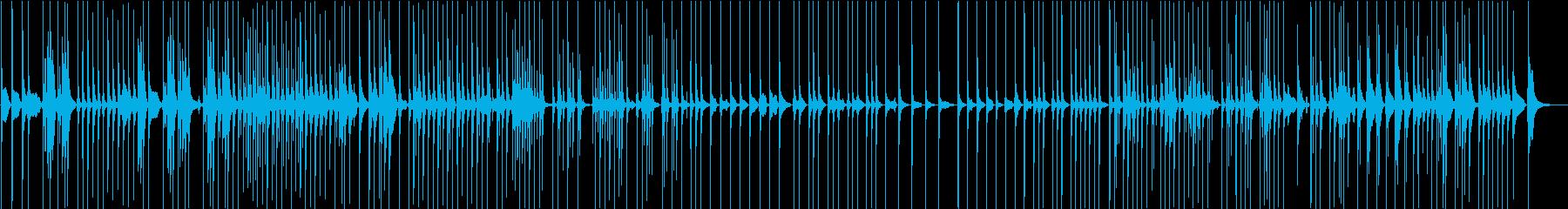 三味線165花見踊5合方元禄酒飲み会宴会の再生済みの波形