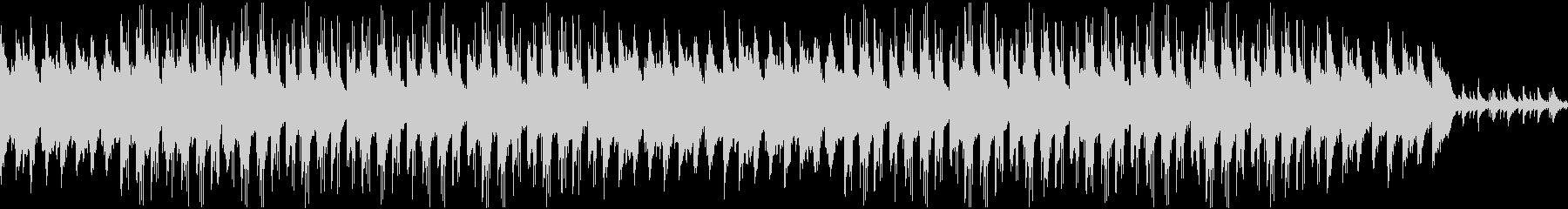ローファイ・トークを邪魔しない・ループの未再生の波形