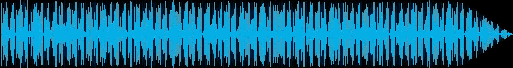 ループ。トランスはタイトルとして怠け者の再生済みの波形