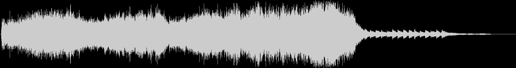 Cold Lake 30秒の未再生の波形