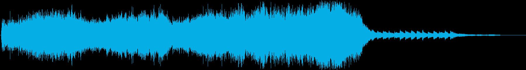 Cold Lake 30秒の再生済みの波形