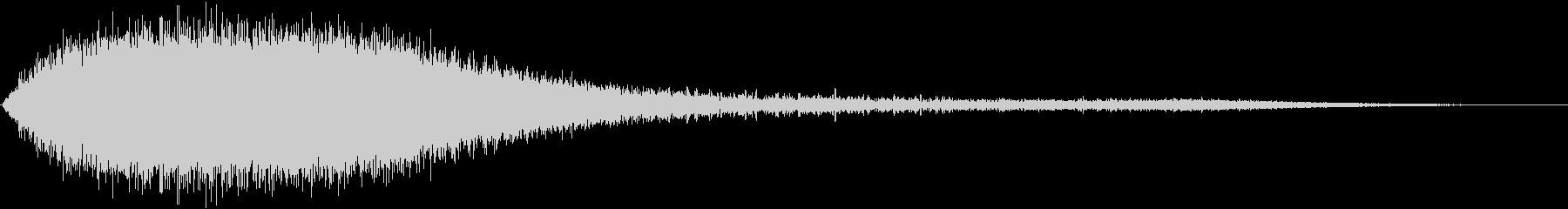 【音楽制作用】ノイズ FX_03の未再生の波形