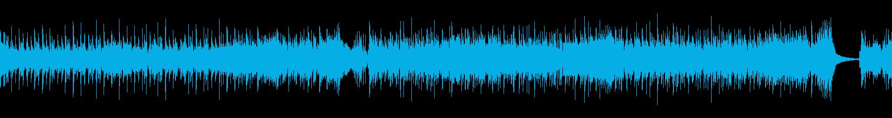 【メロなし・ループ】情熱的フラメンコの再生済みの波形
