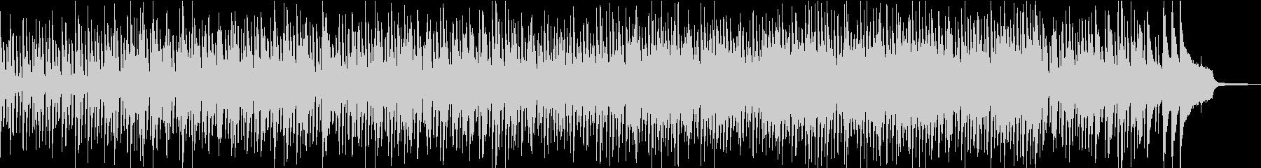 ハーモニカの音が懐かしく切なく温かい曲の未再生の波形