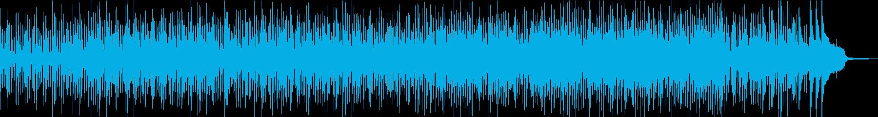 ハーモニカの音が懐かしく切なく温かい曲の再生済みの波形