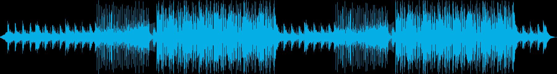 フューチャーベース・近未来的エンディングの再生済みの波形