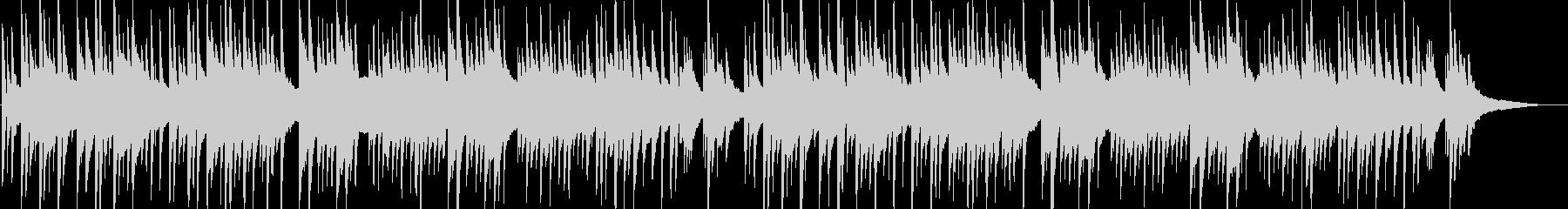 穏やか・安らぎ・癒しのハープソロBGM2の未再生の波形