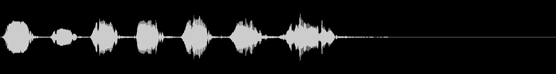 TUBA:笑いアクセント、漫画コメ...の未再生の波形