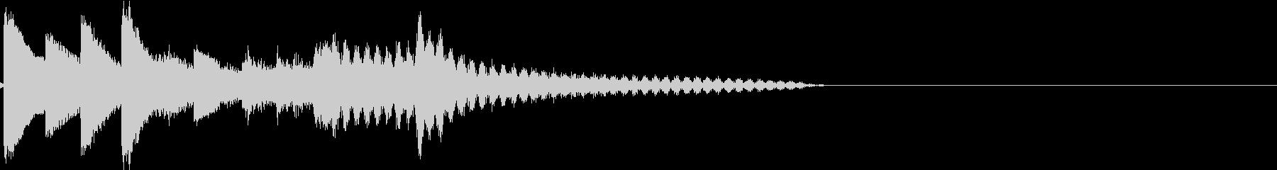 和風 琴 お正月 展開 料亭 01の未再生の波形