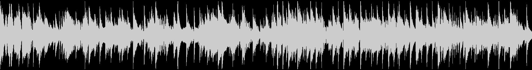 くつろぎのジャズバラード ※ループ仕様版の未再生の波形