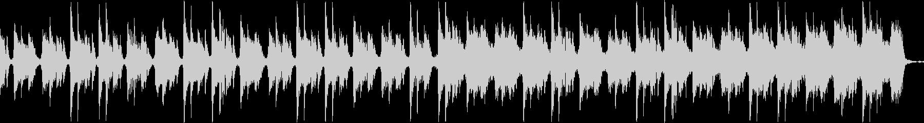 【CM】クールなエレクトロBGM・9の未再生の波形