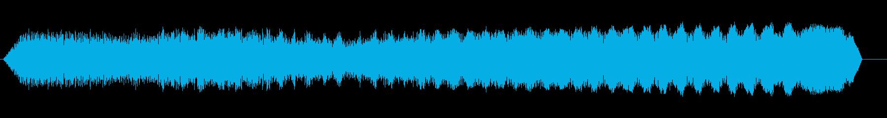 GTSカー; Idle / Rev...の再生済みの波形