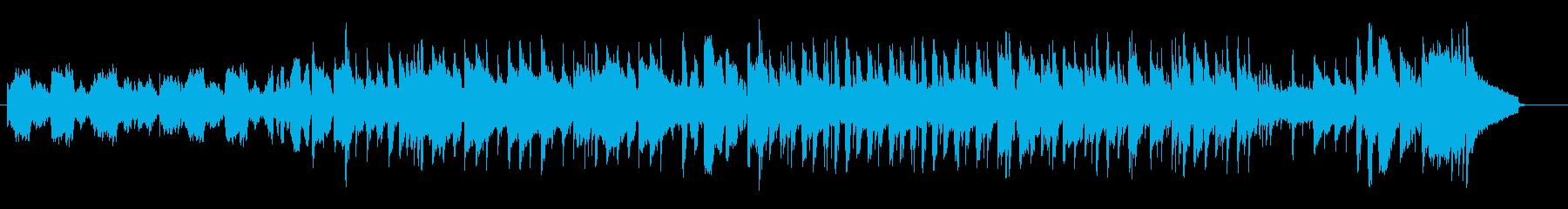 哀愁漂うケルト風のBGMです。フィドル…の再生済みの波形