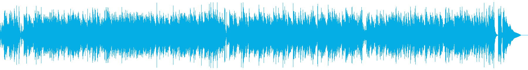 Quiet adult country music's reproduced waveform