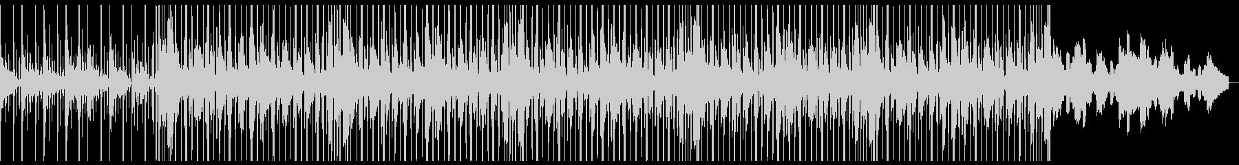 海のキラキラ系の神秘的JAZZYビートの未再生の波形