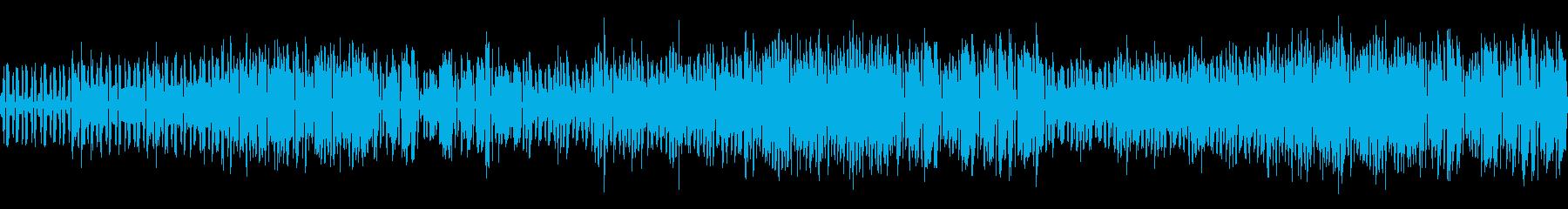 【ループ版】YouTubeアコーデ…の再生済みの波形