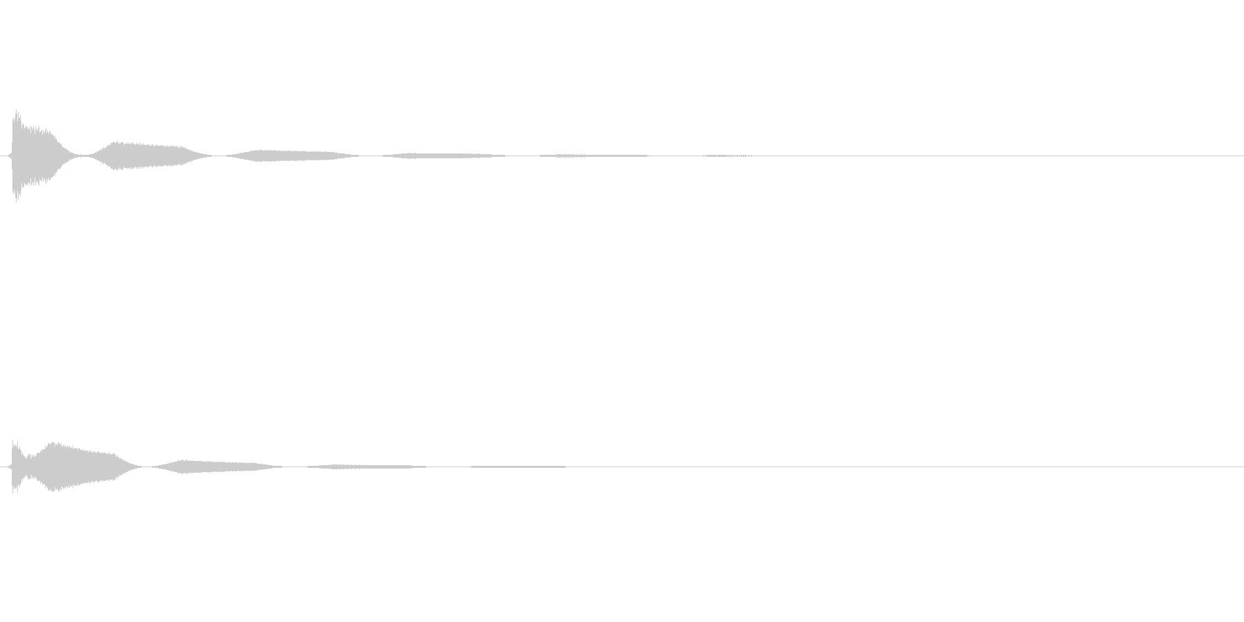 キラキラ系_078の未再生の波形