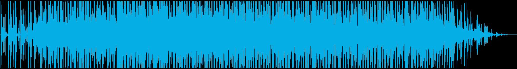 露骨な歌詞のヒップホップラップチュ...の再生済みの波形