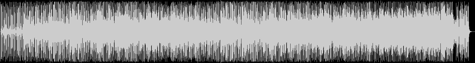 いくつかのオーケストラサウンドと非...の未再生の波形