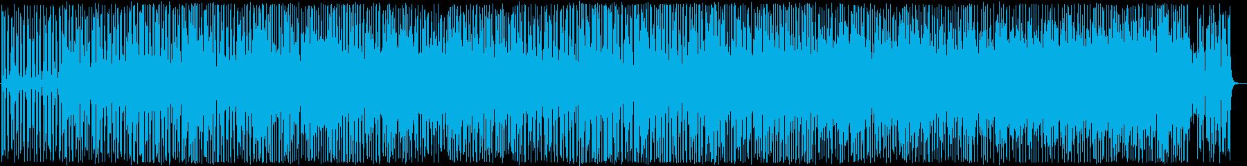 いくつかのオーケストラサウンドと非...の再生済みの波形