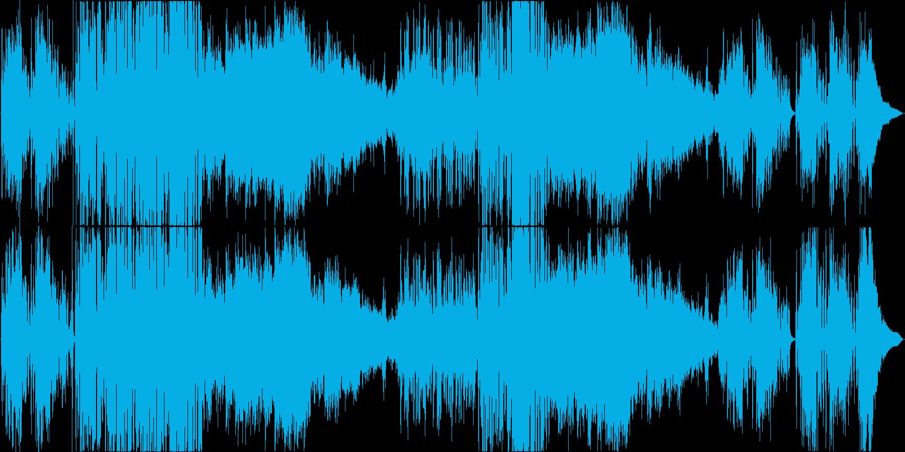 【PV】Submarine Farmの再生済みの波形