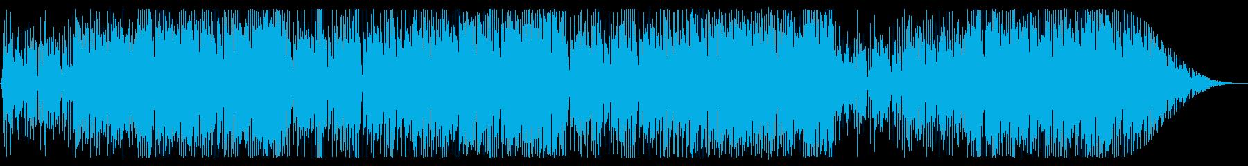 キュート&ポップでエモいEDM別Ver.の再生済みの波形