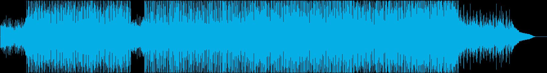 企業VPや映像に 成功という名が似合う曲の再生済みの波形