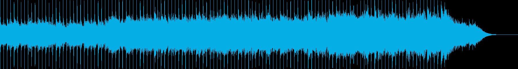 企業VP系73、爽やかギター4つ打ちbの再生済みの波形