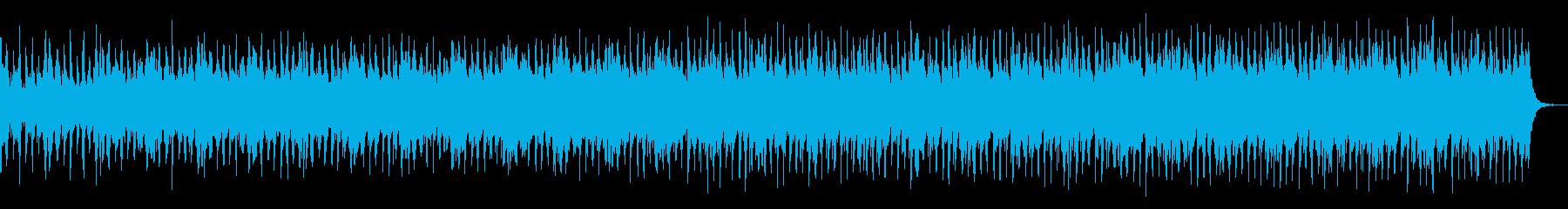 パワフルなオープニング和風ロックの再生済みの波形