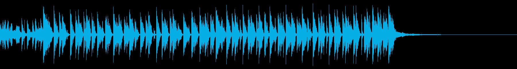 ジャイロスコープALT。混合の再生済みの波形