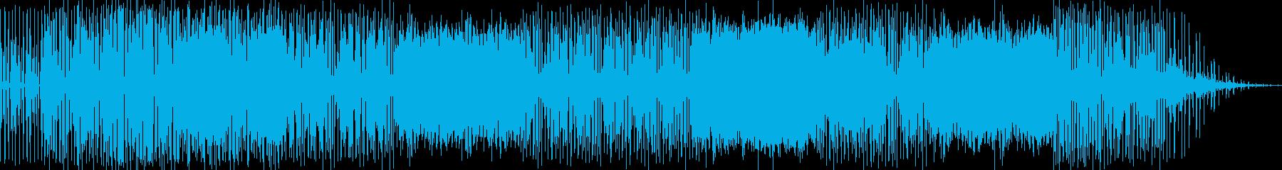 Latin センチメンタル 感情的...の再生済みの波形