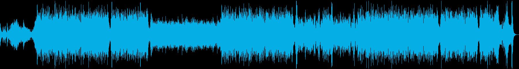 中国/中華風・民族音楽・アップテンポの再生済みの波形