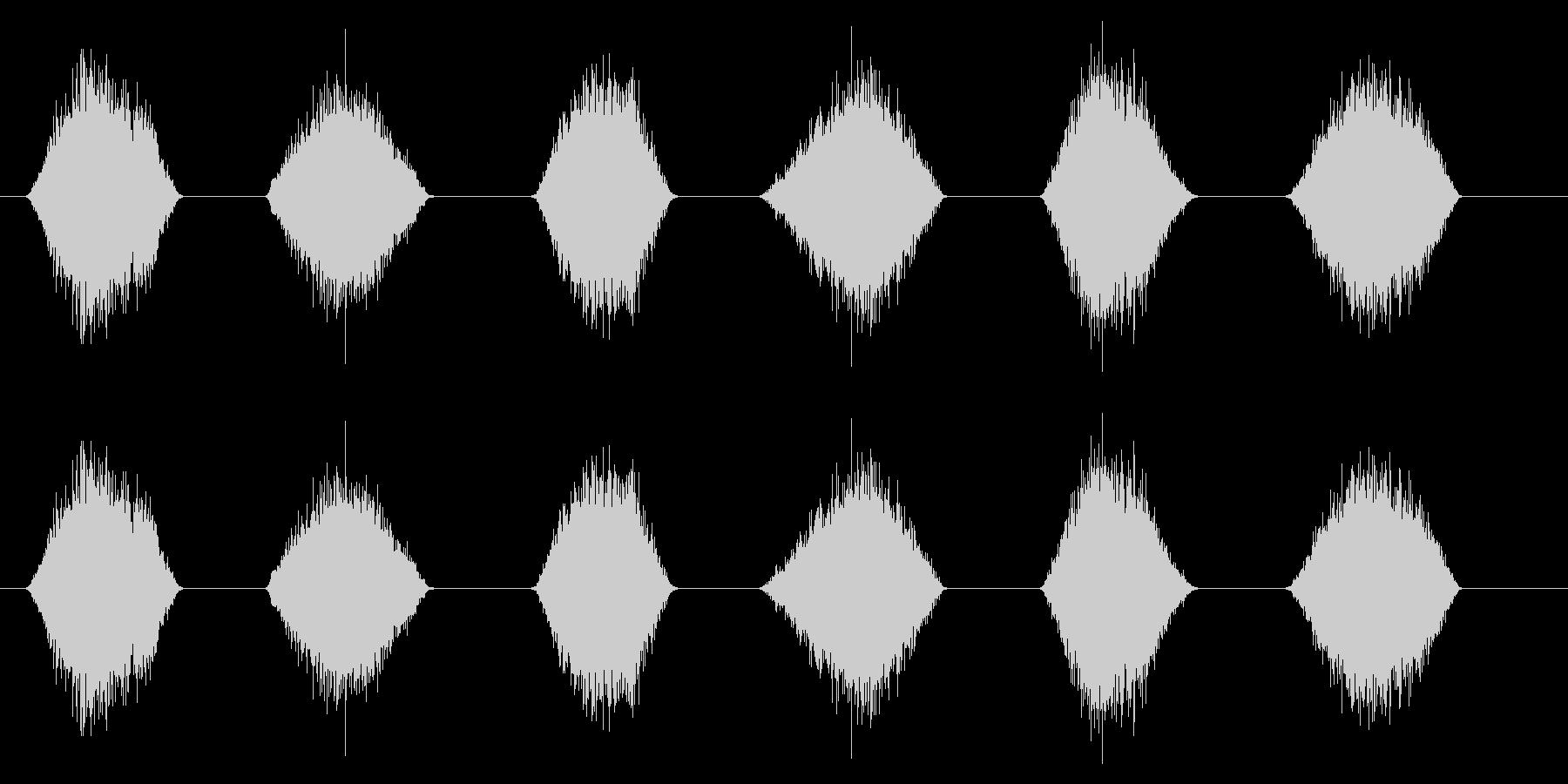 PC マウス ムーブ04-09(ソフト)の未再生の波形
