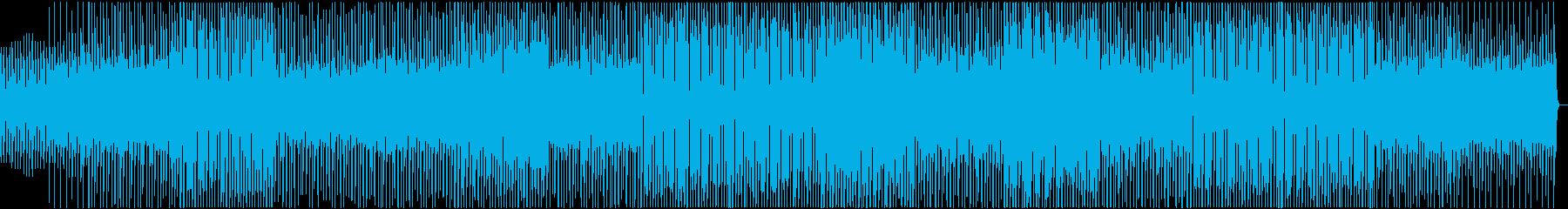 日常系 ほんわかアニメ1話みたいな曲ですの再生済みの波形