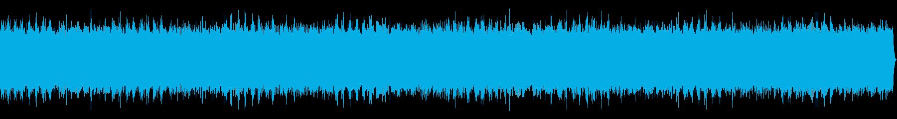 幻想的ヒーリングアンビエントナレーションの再生済みの波形