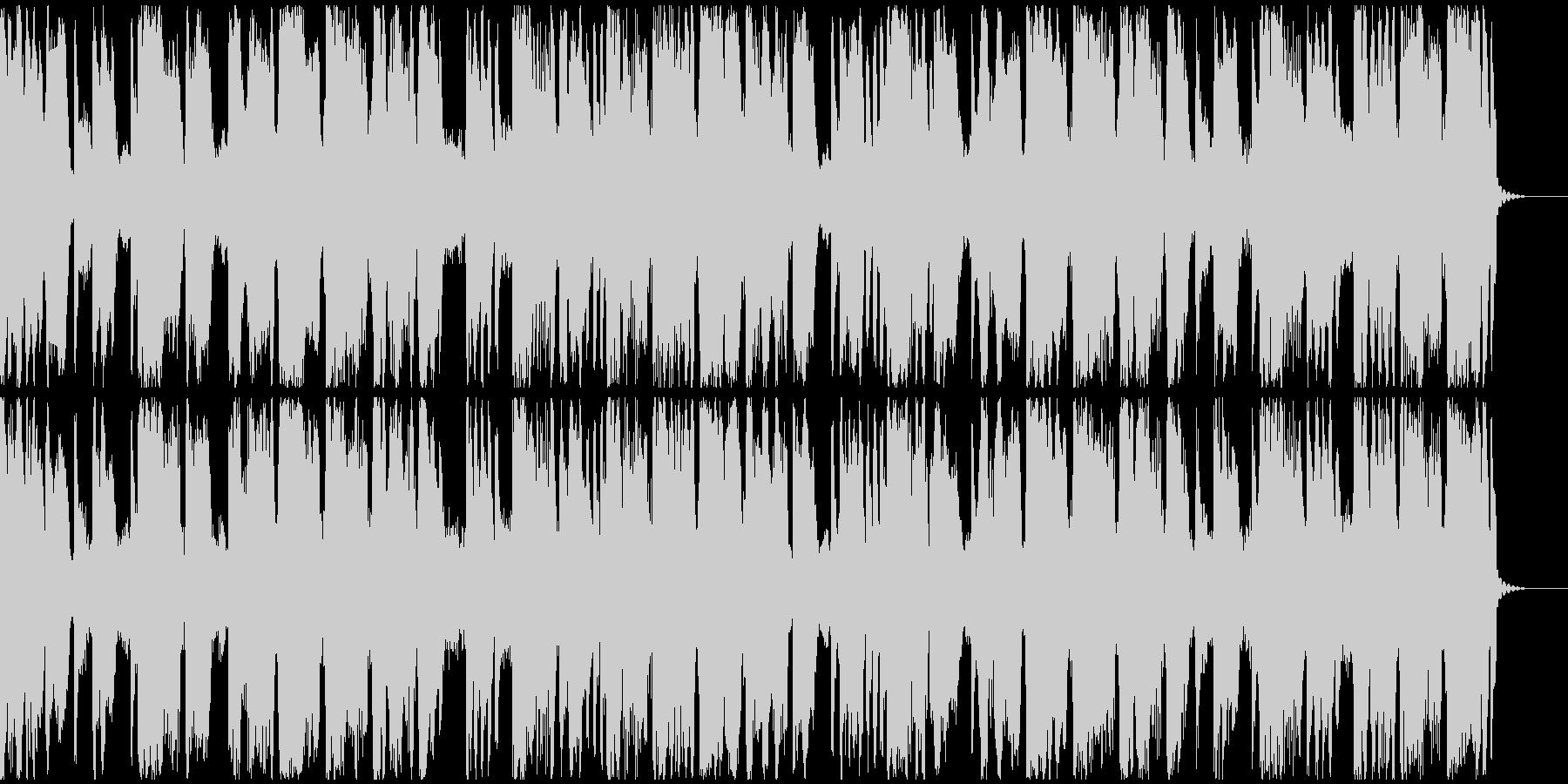 【フューチャーベース】4、ショート5の未再生の波形