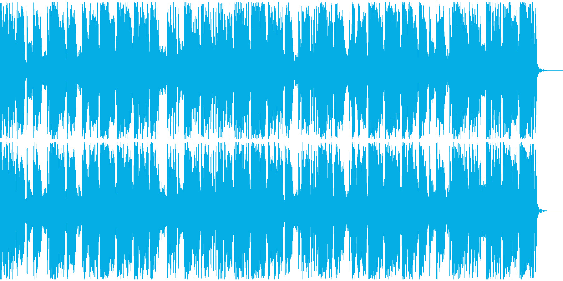 【フューチャーベース】4、ショート5の再生済みの波形