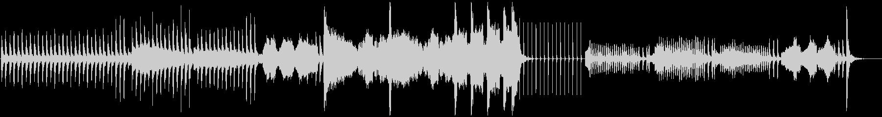 金平糖の精の踊り03(チェレスタなし版)の未再生の波形
