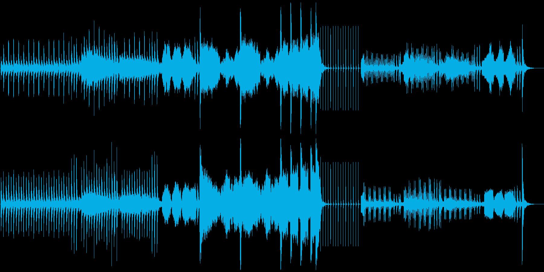 金平糖の精の踊り03(チェレスタなし版)の再生済みの波形