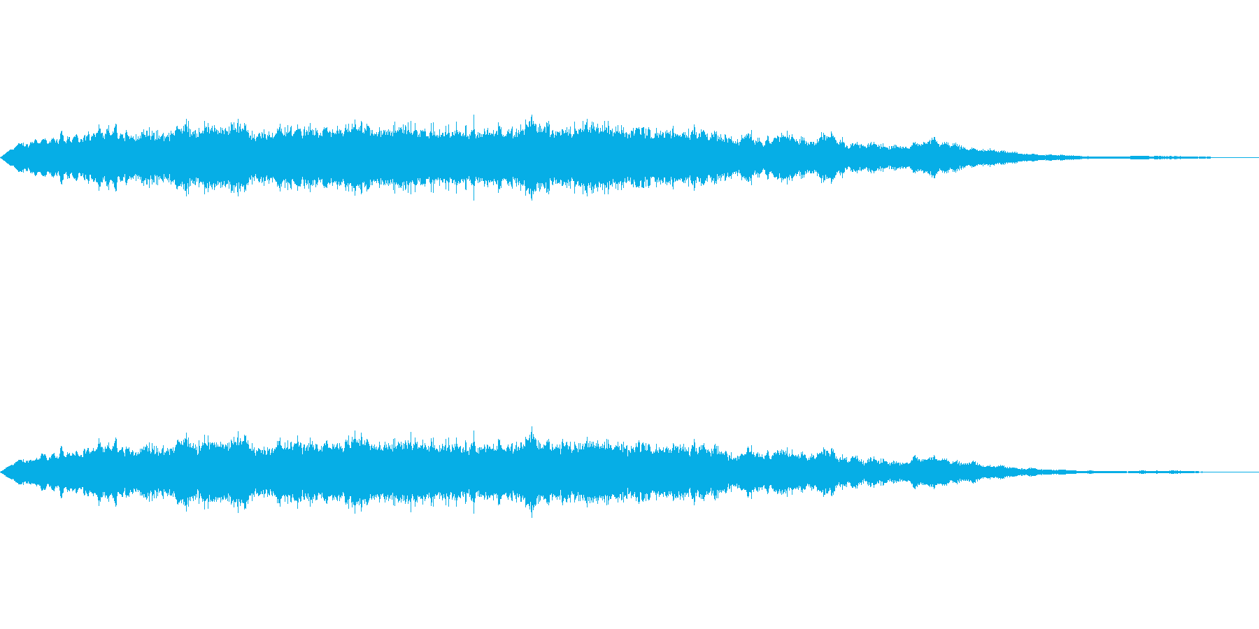 ブリッジ:メロディック・ファンファ...の再生済みの波形