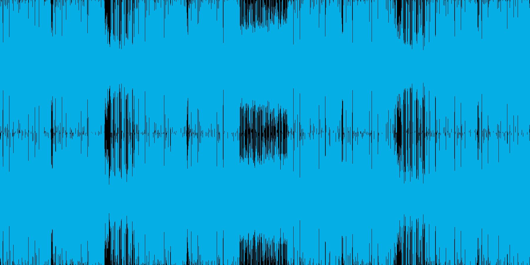 クレオフーガデイリー1位作品。ドラムン…の再生済みの波形