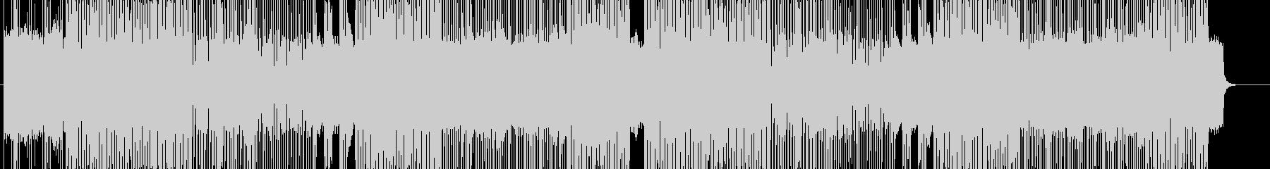 「HR/HM」「DARK」BGM211の未再生の波形