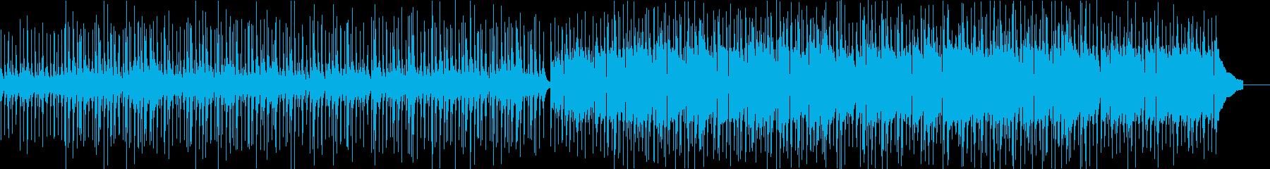 【ドラム抜き】のんびりしたゆるいウクレレの再生済みの波形