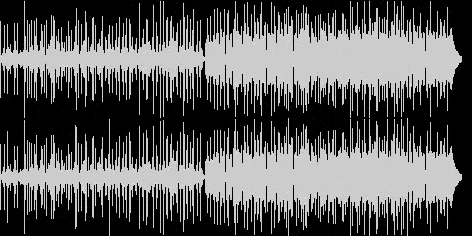 【ドラム抜き】のんびりしたゆるいウクレレの未再生の波形