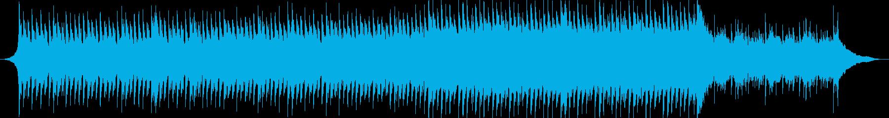 企業VP系55、爽やかピアノ&ギターbの再生済みの波形