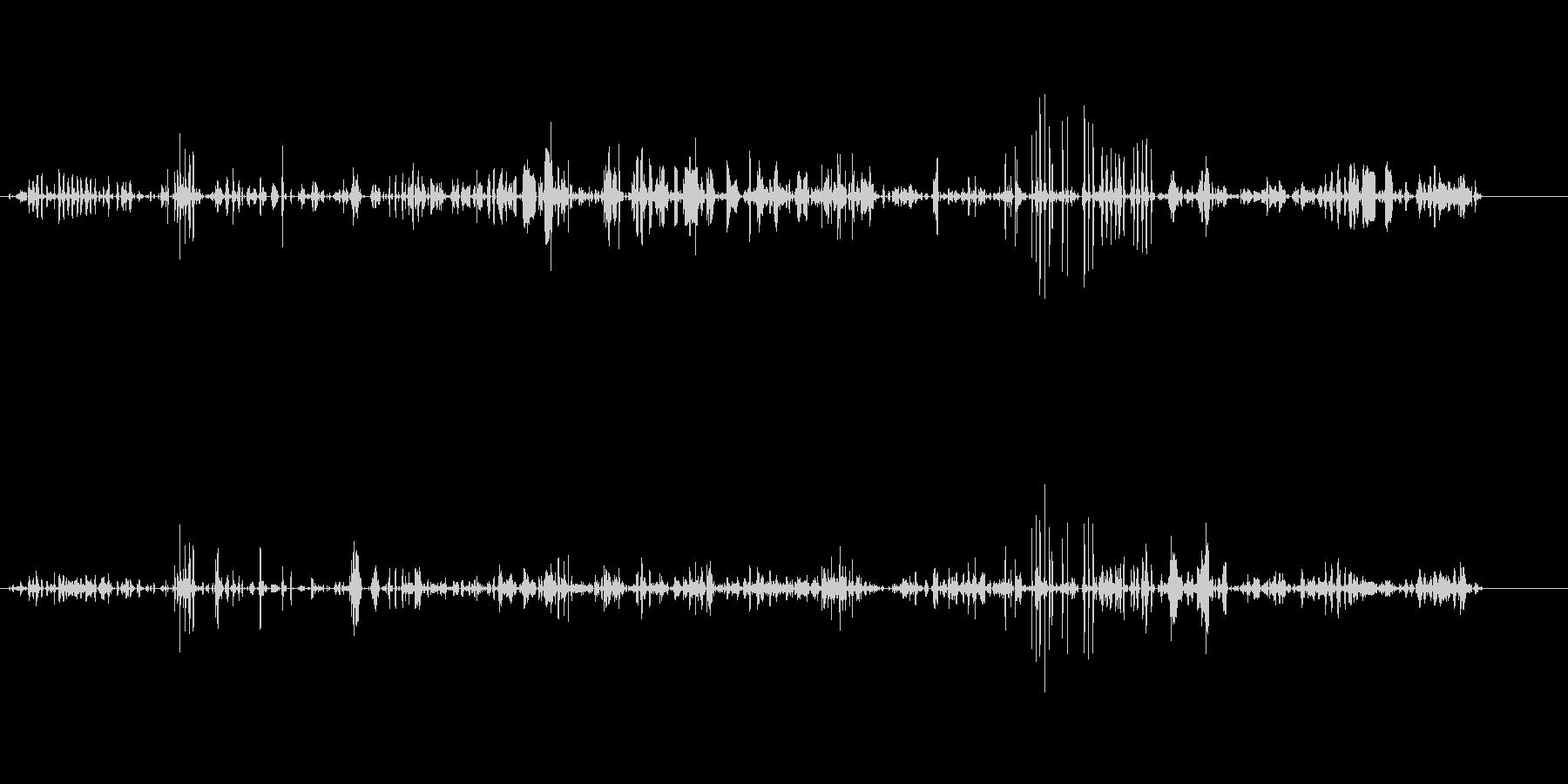 ビープ音;コンピュータのビープ音と...の未再生の波形