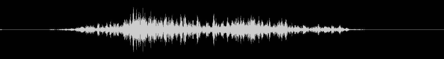 コーキングガン:プルバックピストン...の未再生の波形
