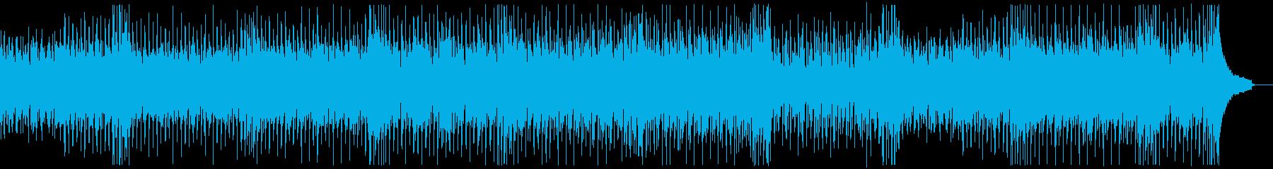 ファンキーイベントオープニング:フルx1の再生済みの波形